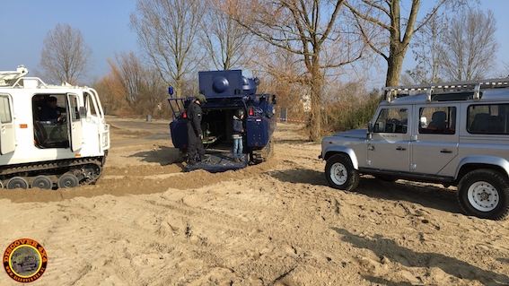 Off road in Nederland